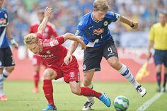 Nach 1:5 gegen Halle: Sportchef Arabi fordert in Chemnitz neue Tugenden : »Kämpfen, kratzen, beißen«