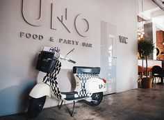 UNO. FOOD & PARTY BAR on Behance