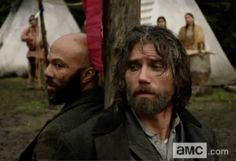 Hell On Wheels: Why Aren't You Watching? Ck out Anson Mount on AMC