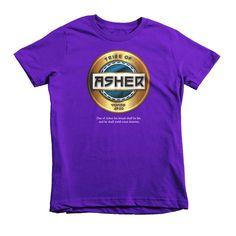 Asher (W) Short sleeve kids t-shirt
