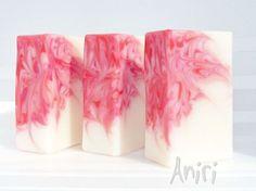 Lace Shawl - handmade Cold Process soap  #soApbyAniri