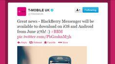 Ping Magazine | BBM not released on June 27