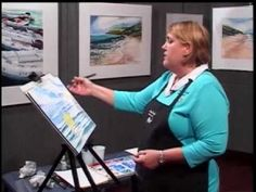 Tips for using watercolor masking fluid.  by  Annie Strack
