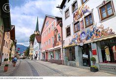Ludwigstrasse, Garmisch-Partenkirchen, Germany