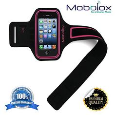 Mobolox M5 Sports Armband for the iPhone 5/5s/5c & iPod 5G Pink frame :) http://www.amazon.com/dp/product/B00KX5TV70