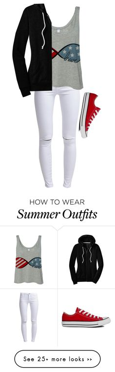 """Been an emotional day ✈️"" by meljordrum on Polyvore featuring moda, ONLY, Converse e neverforget"