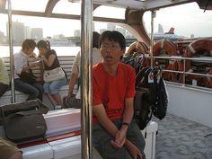 Day3 觀光船上