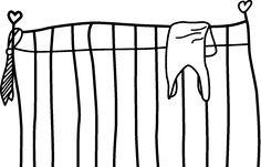 Illustration Drawing Headboard Wall Decal - TenStickers
