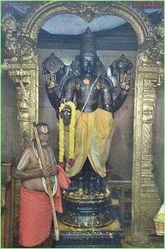 Tirumala  Lord venkateswara Nijapada darshanam