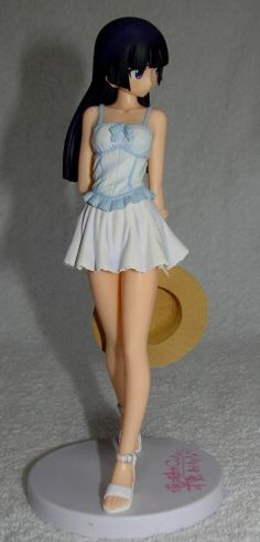 Anime figure doll. My Little Sister Can't Be This Cute. Shironeko. Cute !