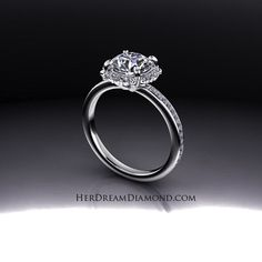 White Gold, Engagement Rings, Crystals, Diamond, Jewelry, Jewellery Making, Enagement Rings, Jewelery, Engagement Ring