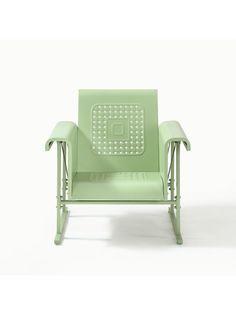 Glider Chair: Veranda Glider Chair   Gardeners.com