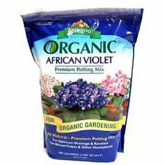 Espoma AV4 4-Quart Organic African Violet Potting Mix by Espoma. $9.49. Espoma av4 4-quart organic african violet potting mix
