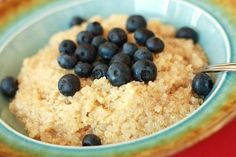 La quinua para el desayuno! 5 Sweet & Ideas Savory con quinoa - Quinoa for Breakfast! 5 Sweet & Savory Ideas with Quinoa