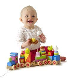 Orange Tree Toys - Animal Puzzle Train