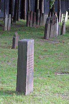 """Joseph """"Cornet Joseph"""" Parsons (1620 - 1683) - Find A Grave Photos"""