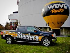 Pittsburgh Steelers WDVE Tailgate at Heinz Field Pittsburgh PA