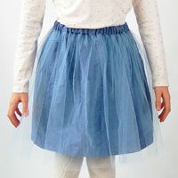 Onstage Tutu Skirt for Girls and Dolls--Oliver and S Free Pattern