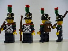 Custom Lego Minifigures of the Week - The Parade Ground by ...