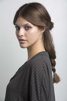 peinados de boda Bridal, Hair Styles, Ideas, Fashion, Wedding Hairs, Photos, Hair Plait Styles, Moda, Fashion Styles
