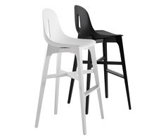 Gotham WSG #Stool @chairsandmore #design by Dario Delpin @products4people