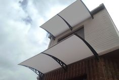 Carports and Awnings. The smart way to cover up.