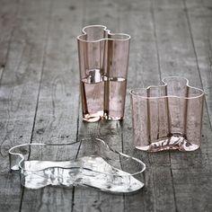 Aalto lake vases