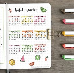 don't judge me for how little i worked out this month okay? 😂 but i loved how colourful this month's habit tracker turned out! ✨ (PS: yes i see all your comments! September PWM is coming soon! Bullet Journal Tracker, Bullet Journal Lists, Bullet Journal Notebook, Bullet Journal School, Bullet Journal Themes, Bullet Journal Inspo, Bullet Journal Spread, Bullet Journal Layout, Bujo