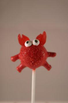Crab Cake Pops by SoSweetPops on Etsy