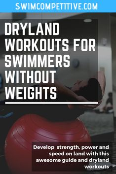 Dry Land Swim Workouts, Workouts For Swimmers, Spin Bike Workouts, Swimming Drills, Competitive Swimming, Swimming Tips, Swimming Workouts, Swimmers Workout Dryland, Teach Kids To Swim