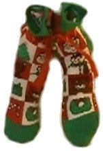 Image for Santas Smelly Socks DIY Craft Project
