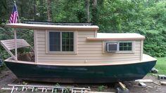 Cute one. Shanty Boat
