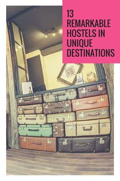 Hostels are no longer dirty, dingy, and dirt cheap accommodations for young people to stay at during their gap year. Today, a hostel can be as nice as a hotel and have about a hundred times more character. In fact, now they can be downright luxurious. Cli