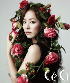 Han Ji Min – Ceci Magazine May Issue '12