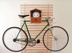Bike Storage And Display Design By Thomas Walde Smart Home Ideas . Indoor Bike Rack, Indoor Bike Storage, Bike Storage Rack, Bike Hanger, Bicycle Rack, Bicycle Helmet, Pallet Bike Racks, Home Automation Project, Bike Storage Solutions