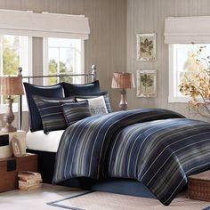Woolrich Deep River Comforter Set | from hayneedle.com