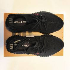Buy Cheap Air Yeezy NRG Black Solar Red Online at Wholesale Price