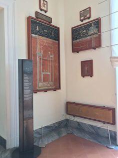 Pompeii Ruins, Mirror, Frame, Furniture, Home Decor, Picture Frame, Decoration Home, Room Decor, Mirrors