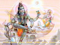 Lord Shiva artwork tattoo