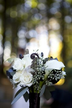 Alena: i think this one is pretty cool looking.                                                             Bridesmaid bouqets by GEEKitty, via Flickr