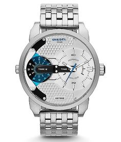 Diesel Mini Daddy Watch at Buckle.com
