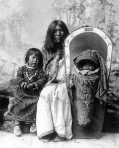 Ute Indians :: Western History, 1890 - 1900