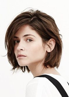 New Ideas For Hair Art Hairstyles Half Up – Bob Hairstyles medium Medium Hair Styles, Curly Hair Styles, Choppy Bob Hairstyles, Short Teen Hairstyles, Thick Hair Hairstyles, French Hairstyles, Lob Haircut, Hair Art, Short Hair Cuts