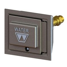 3/4 in. Female SWT x Close Coupled Freezeless Box Wall Hydrant with Double-Check Backflow Preventer