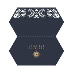 Cricut Wedding Invitations, Laser Cut Invitation, Invitation Design, Envelope Design, Envelope Templates, Cross Stitch Bookmarks, Diy Gift Box, Scrap, Pop Up Cards