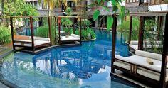 Villa Samadhi Kuala Lumpur A tranquil oasis in the modern cosmopolitan city of South East Asia. http://www.jomjalan.com.my