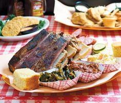 """Bourbon BBQ Hickory Smokehouse in Wyckoff is home to authentic southern barbecue. Above, the """"Garbage Plate"""" featuring bourbon ribs, beef br..."""