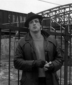 Sylvester Stallone on Rocky Balboa: Early in my acting career I realized the only way I would ever prove myself was to . Rocky Balboa Poster, Rocky Balboa Quotes, Rocky Sylvester Stallone, Stallone Rocky, Rocky Series, Rocky Film, Movie Shots, Movie Tv, Rocky 1976