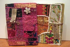 Fabric & Paper Journal