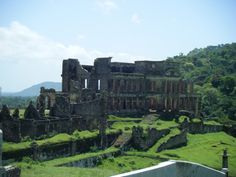 Landmarks of Haiti